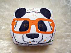 Cute panda by Olya on Etsy