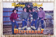 Los Desperadoz – Riding High
