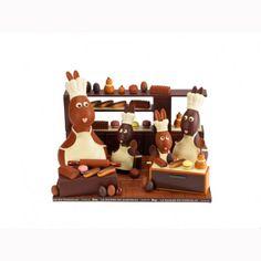 L'atelier Pascal – La Maison du Chocolat