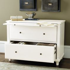 Verona 2-Drawer Lateral File | Ballard Designs
