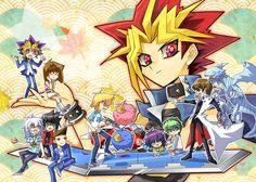 Pixiv Id 127744, Yu-Gi-Oh! Duel Monsters, Yu-Gi-Oh!, Bakura Ryou, Kaiba Seto, Mutou Yuugi