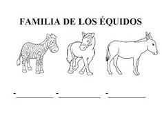 Piruleta colorines: PROYECTO LOS CABALLOS Moose Art, Horses, Animals, Study, Chocolate, Animal Costumes, School Projects, Class Rules, Animales