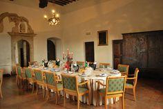 Una delle Sale Storiche all'interno del Castello