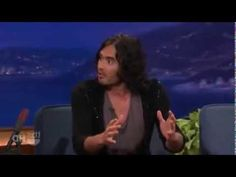 Russell Brand on Conan   How Monarchy Works