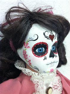 Muerta Daisy Doll