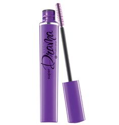 Super Drama Waterproof Mascara in Black on sale for $5.99. Instant volume and length, now in waterproof! Smudge- and flake-resistant. .247 oz. net wt.     All AVON mascaras are hypoallergenic and opthalmologist-tested.