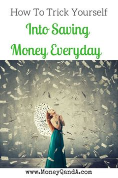 The most difficult part of saving money is to convince yourself that you actually need to save. Saving money everyday is a skill the money-saver needs to master and it is the easiest way to increase your saving. Here are 5 ways to save money everyday in Ways To Save Money, Money Tips, Money Saving Tips, How To Make Money, Living On A Budget, Frugal Living, Savings Planner, Investing Money, Budgeting Tips