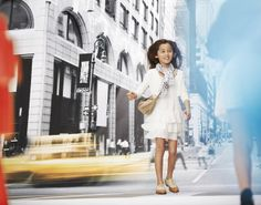 DKNY KIDS SS13 collection