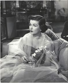 Joan Bennett, impossibly gorgeous human lady