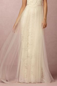 Lazio Skirt In Bride Bridal Separates Skirts At BHLDN