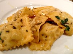 RAVIOLI DOUGH: 18 ounces of 00 flour or all-purpose (about 4 cups) All of this flour will not make it into the dough (sift and save the leftovers for next time)  4 large eggs (beaten)  1 teaspoon extra virgin olive oil  1/2 teaspoon coarse salt