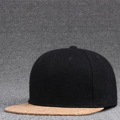 High Quality Warm Unisex Winter Snapback Caps Baseball Solid Woolen Gorras  Snapback Basketball Cap for Adult Size a4353da38ca