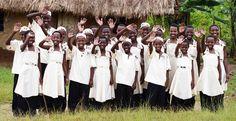 5th Mwangaza Choir - 2010 Holland