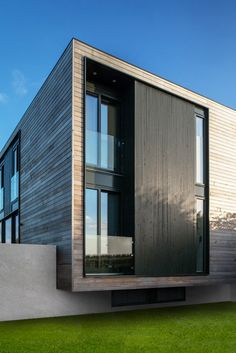 Building: Sandpath House, Oxford. Designed by: Adrian James Architects