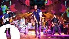 Concert Coldplay gisteren en VANDAAG, Ik BLIJ !! perform Everglow nieuw Album: Head Full Of Dreams..