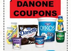 Danone Coupons – New Coupons Just Released + Over $20 Worth of Savings