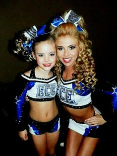 Cheerleader Hairstyles Custom Bridgette 5  Sports Cheerleaders  Pinterest