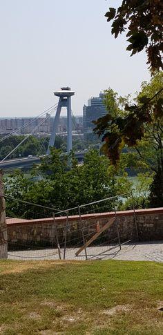 Bratislava, most SNP