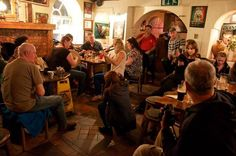 Brogan's Pub in Ennis - where I've heard the best of the best traditional Irish music.