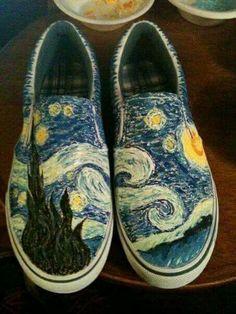 024d40477ef656 17 Amazing cool Vans shoes images