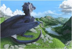 Resting by LhuneArt on DeviantArt