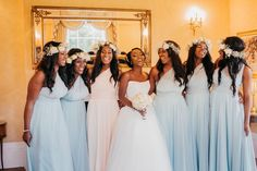12 Pretty Perfect Pastel Bridesmaids Dresses