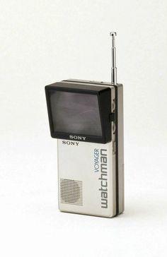 Sony Watchman (1982)