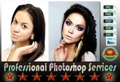 adobe PHOTOSHOP edit photo retouching by casdexter