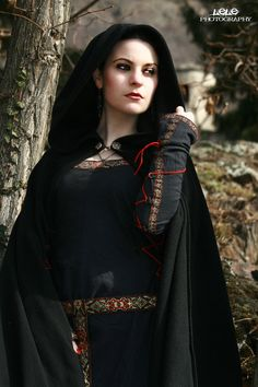 Fantasy cloak. by  Lele Photography