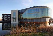 De theaterzaal van De Binding in Zuid-Scharwoude.