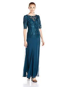 Alex Evenings Women's Lace Mock Two Piece Gown (16P, Deep... https://smile.amazon.com/dp/B01MUF8B2R/ref=cm_sw_r_pi_dp_x_eyN4ybJ3818J8