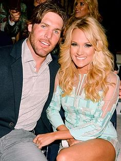 carrie and mike.