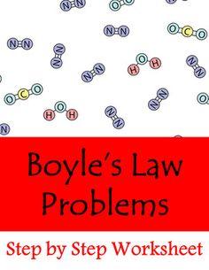 38 Boyles Law Ideas In 2021 High School Chemistry Chemistry Teaching Chemistry