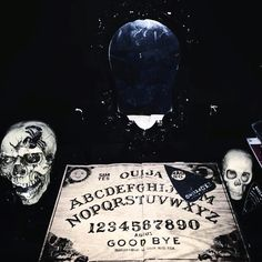 Don't mess with the ouija board