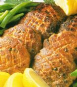Tuna Burgers Recipe via @SparkPeople