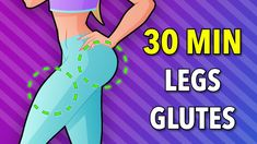 30 Min Legs & Glutes Home Workout - YouTube Youtube, At Home Workouts, Muscle, Gym, Legs, Workout At Home, Home Workouts, Tone It Up, Work Out