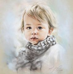 Pictures of  PORTRAITS IN PASTEL – PORTRAITS IN OIL by BOGRA