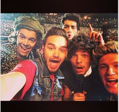 New selfie! They just keep getting better and better;)