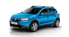 New Renault Sandero Stepway