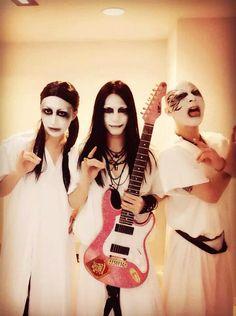 バンドの神々