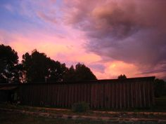 Dusk approaches in Taos. Lavender, pinks and blues. Magical.
