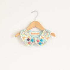 Pretty Handmade Peter Pan Detachable Girls Collar £11.95