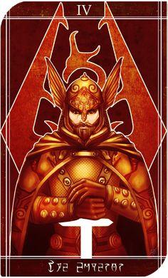 Talos, The Emperor by AredheelMahariel