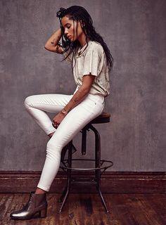 Zoë Kravitz x Levi's® Story | Zoë Kravitz Wears Levi's