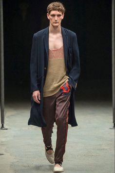 Dries Van Noten menswear spring/summer 2015