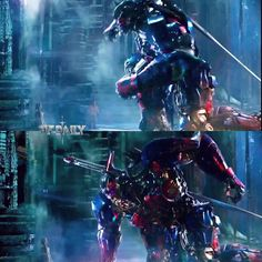 """Polubienia: 1,248, komentarze: 4 – Transformers The Last Knight (@tf.daily) na Instagramie: """"So I take it as someone found out where Prime was then Cade, Viviane, and Cogman went on a search…"""""""