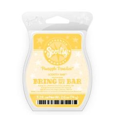 Pineapple Paradise -- Available July 2012 only. www.divinelyscent.scentsy.us