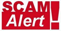 PayPal Scam Elert