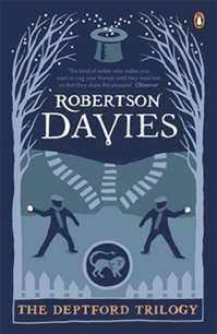 The Deptford Trilogy: Fifth Business, The Manticore, World of Wonders by Davies, Robertson Paperback Reading Lists, Book Lists, Great Books, My Books, Books To Read In Your 20s, Fifth Business, What Book, Library Card, Make You Cry