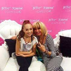 Maddie and Betsey Credit ♥Dancemoms luver♥